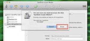 So löschen und formatieren Sie ein USB-Laufwerk auf Ihrem Mac