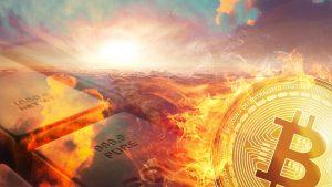 Der große Aufstieg von Bitcoin